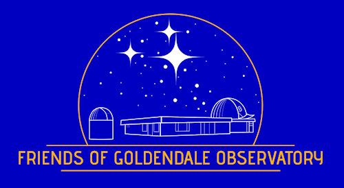 Friends of Goldendale Observatory logo