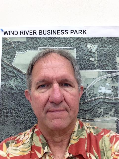 Bob Hamlin MCEDD Board member