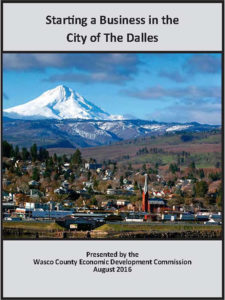 Starting A Business In The Dalles