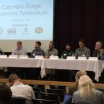 2017 Columbia Gorge Economic Symposium panelists photo