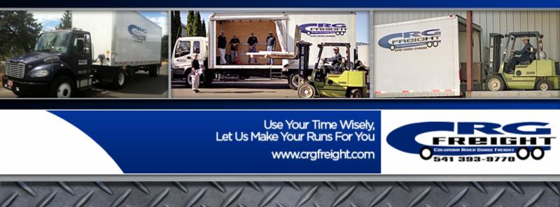 CRG Freight Logo