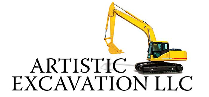 Artistic Excavation Logo