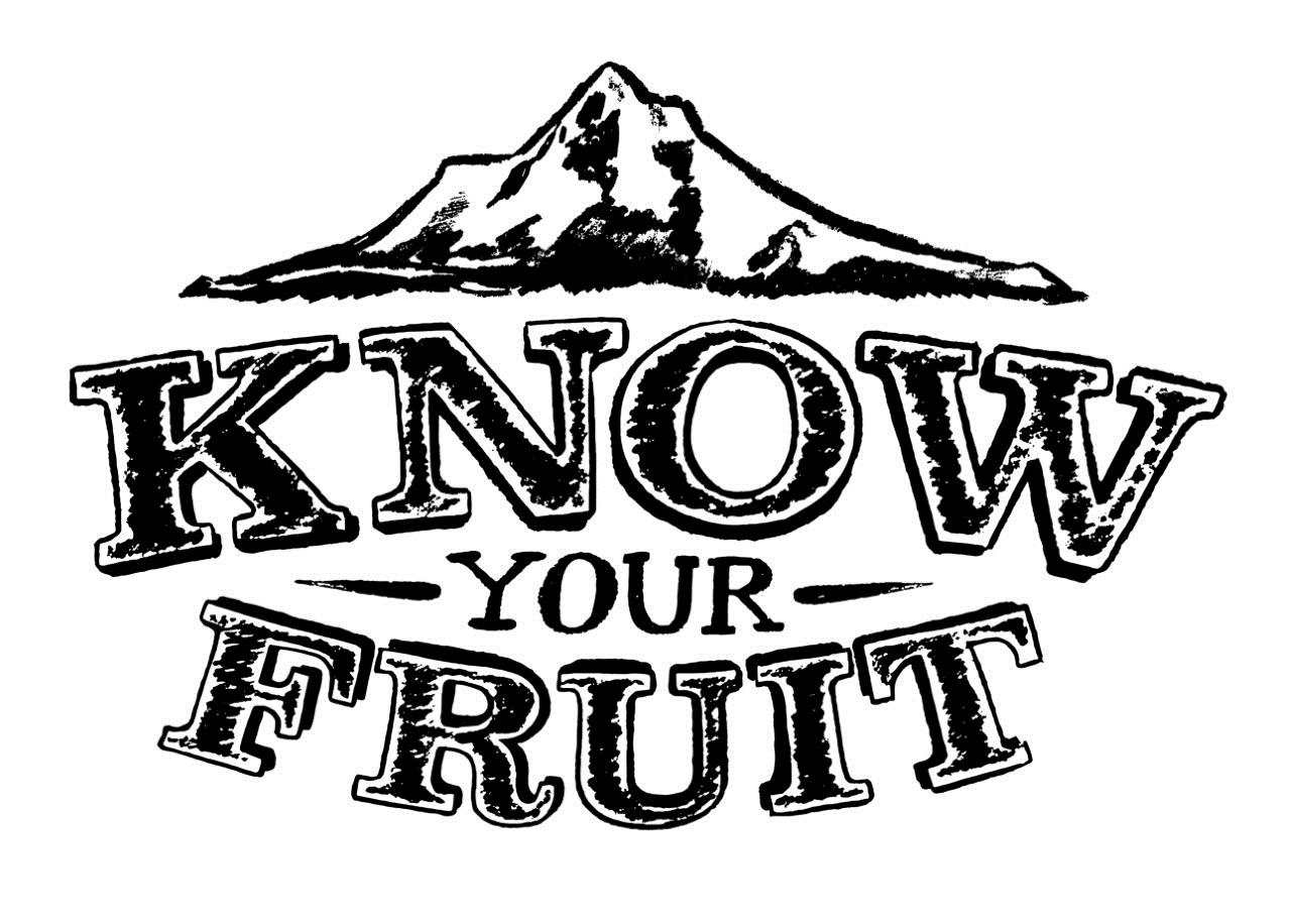 Logo for Know Your Fruit