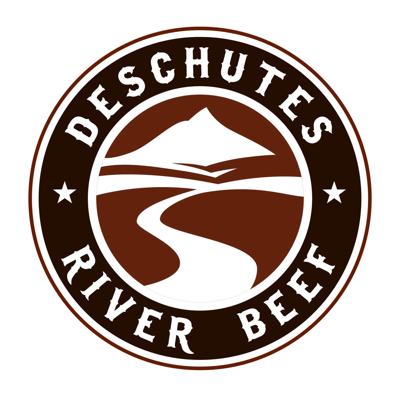 Deschutes River Beef Logo