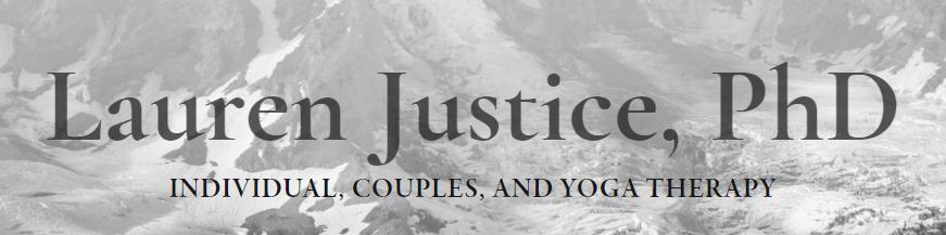 Logo for Lauren Justice
