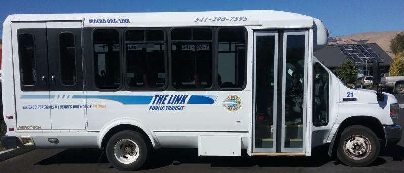 Link Bus Side view